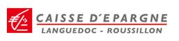 Logo Caisse Epargne Languedoc Roussillon